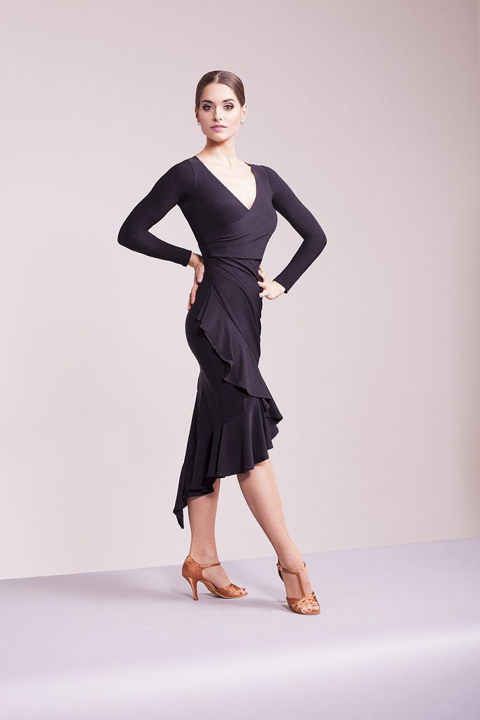 Hypnotic Latin Dress