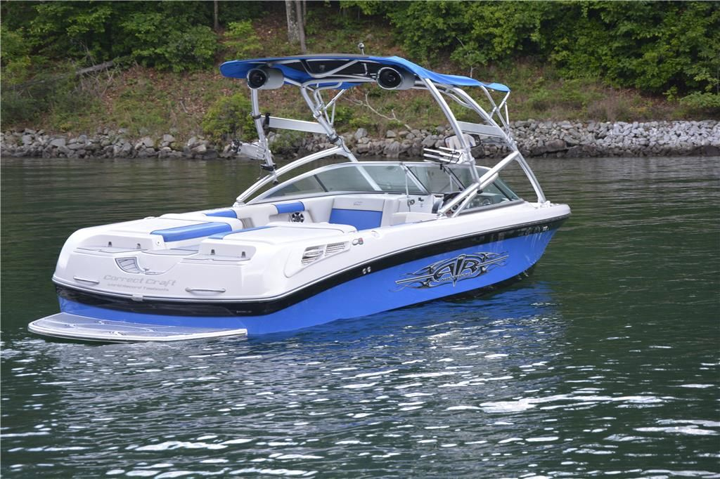 2007 Air Nautique 236 ZR6 Edition