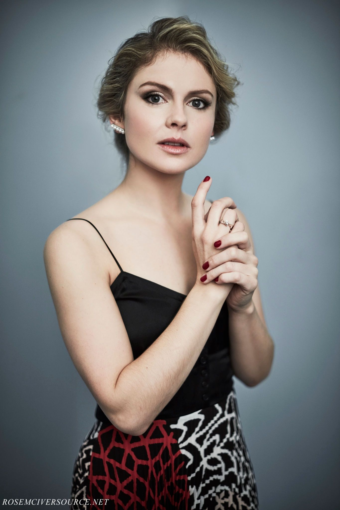 Rose McIver Nude Photos 74