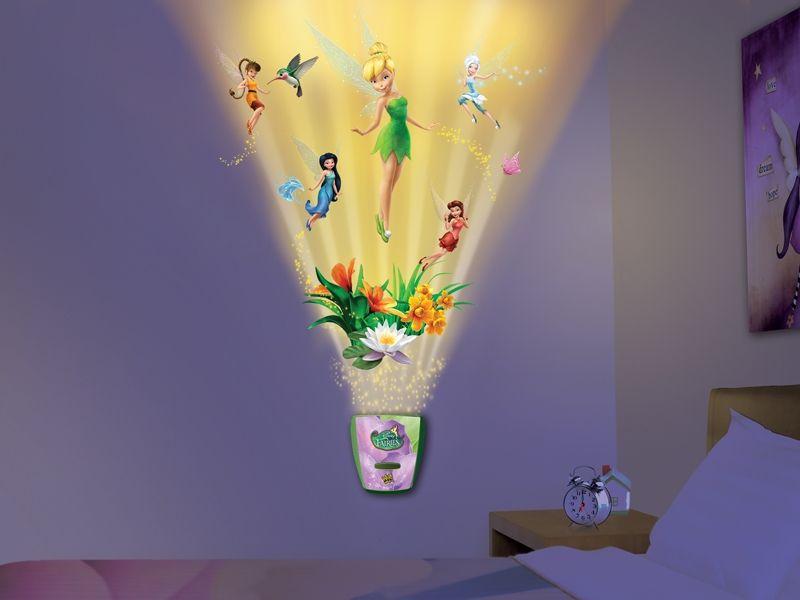 Garden of Fairy Friends - Pixie dust light effects gently fade in ...
