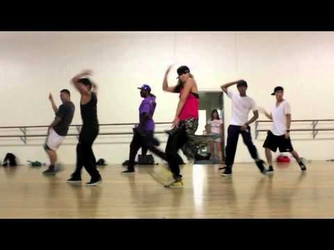 Ferly Choreography Out Of My Mind By B O B Ft Nicki