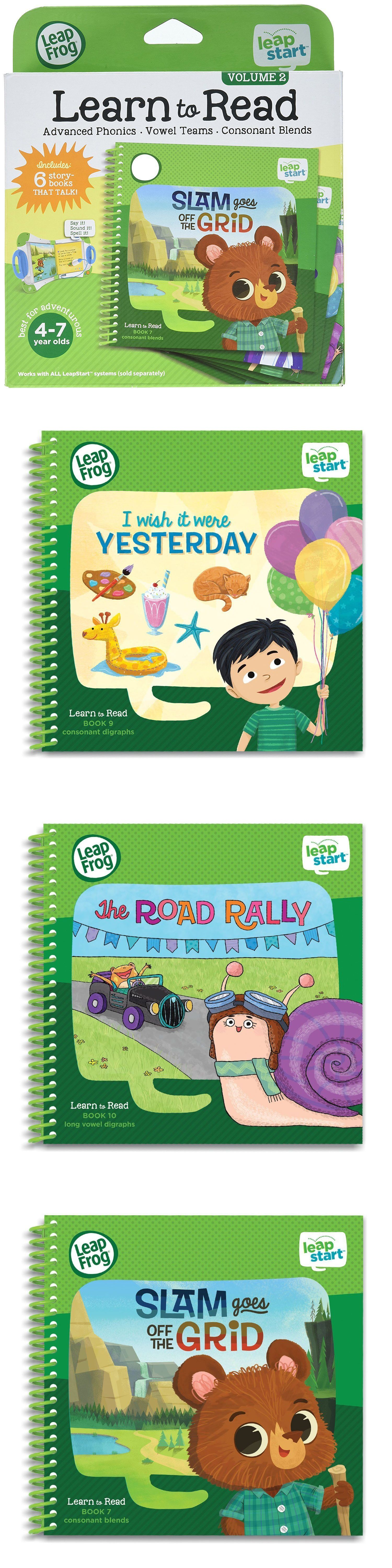Learning Systems Leapfrog Leapstart Learn To Read