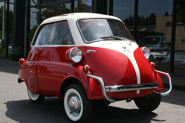 The Bmw Isetta A Favorite Of Steve Erkle Classic Cars