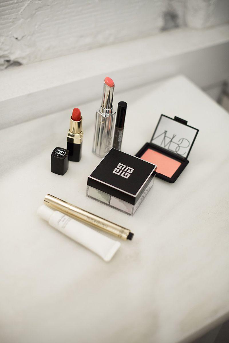 El diario de belleza de Paula Ordovás © Inés Ybarra / Realización: Leticia Riestra / Maquillaje y peluquería: Leo Pereira