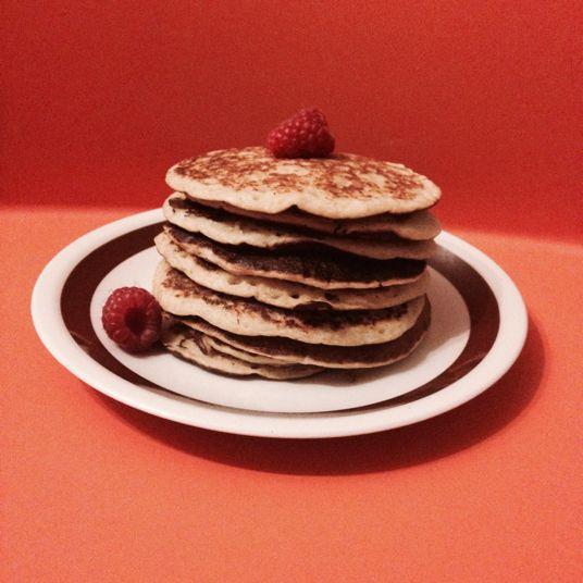 Pancakes à la pomme