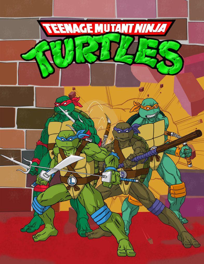 Tmnt group by shinmusashi ninja turtles pinterest tmnt