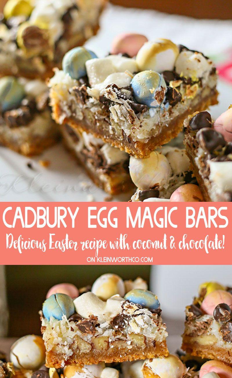 Photo of Cadbury Magic Bars
