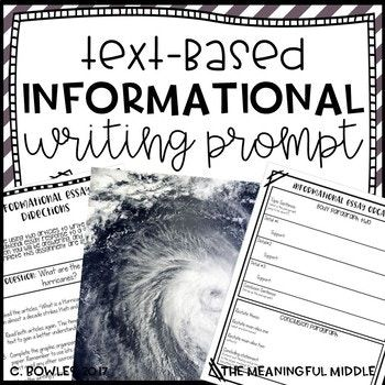 TextBased Informational Essay Writing Prompt  Writing Prompts