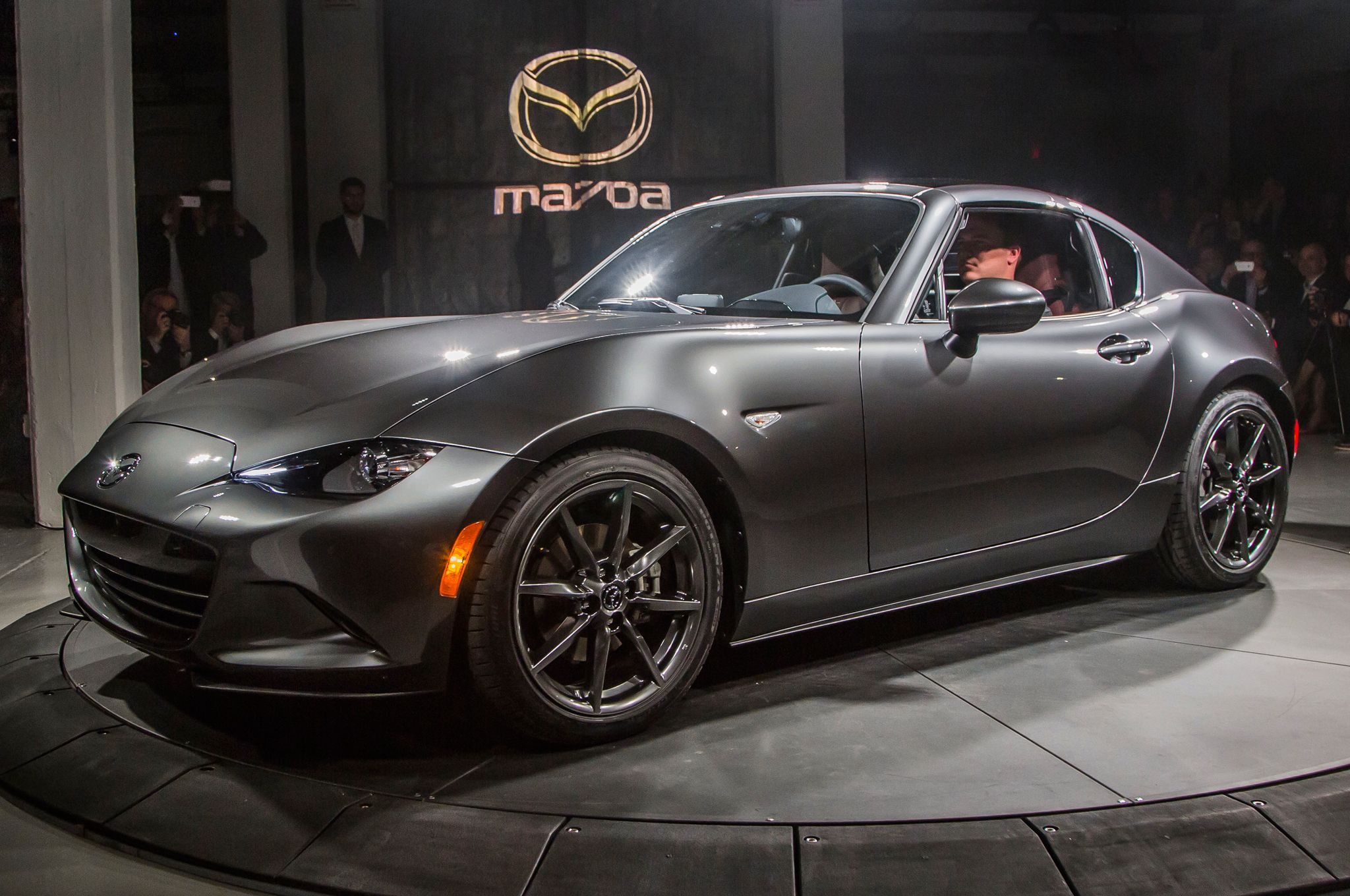 The 2017 Mazda Mx 5 Rf Has Been Revealed At Eve Of 2016