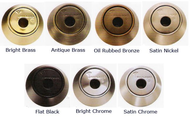 Mul T Lock Colors Amp Finishes High Security Locks