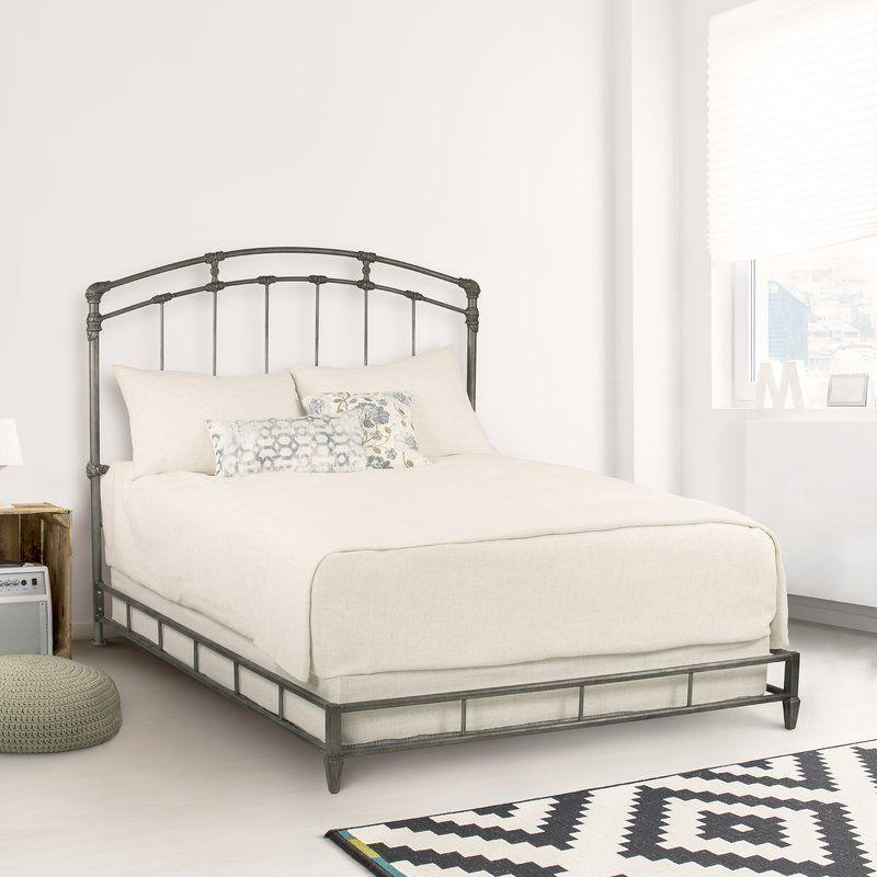 Aske Platform Bed Platform Bed Bed Sizes Metal Platform Bed