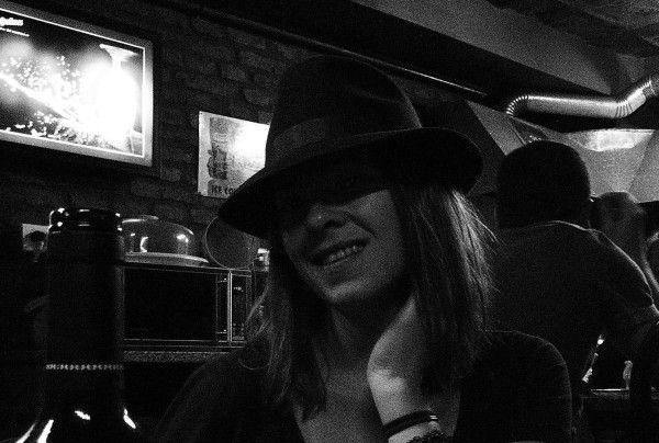 De retour à l'auberge de jeunesse : J'ai craqué sur le chapeau argentin...  #santelmo #argentine #buenosaires