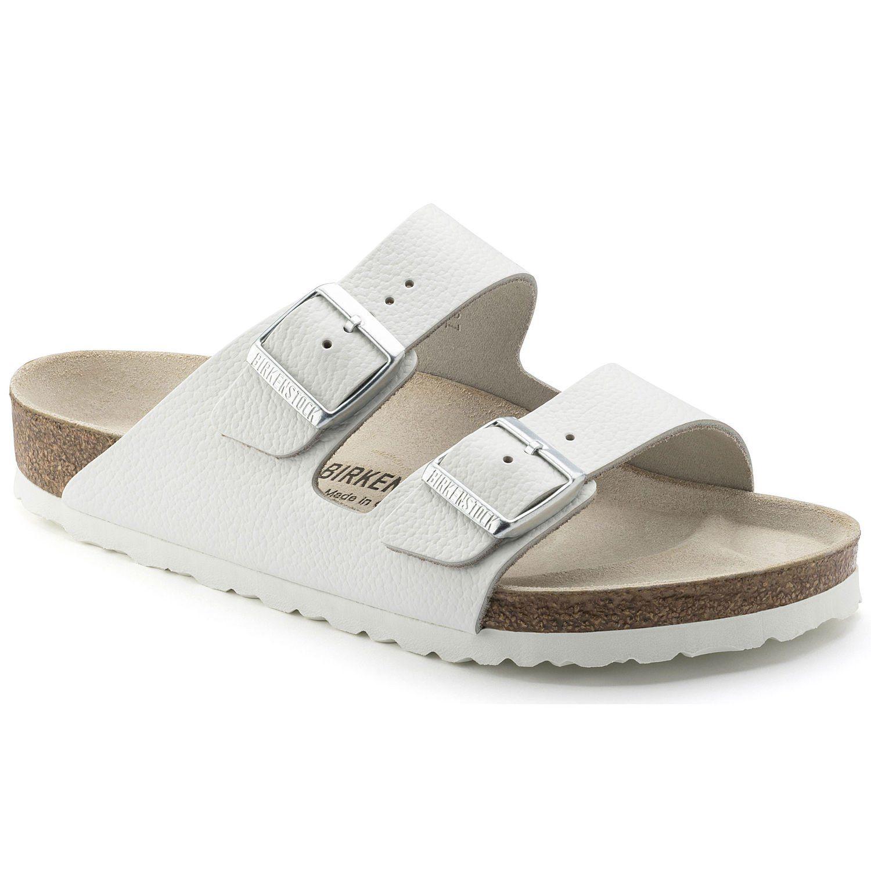 Arizona Nubuck Leather White | shop