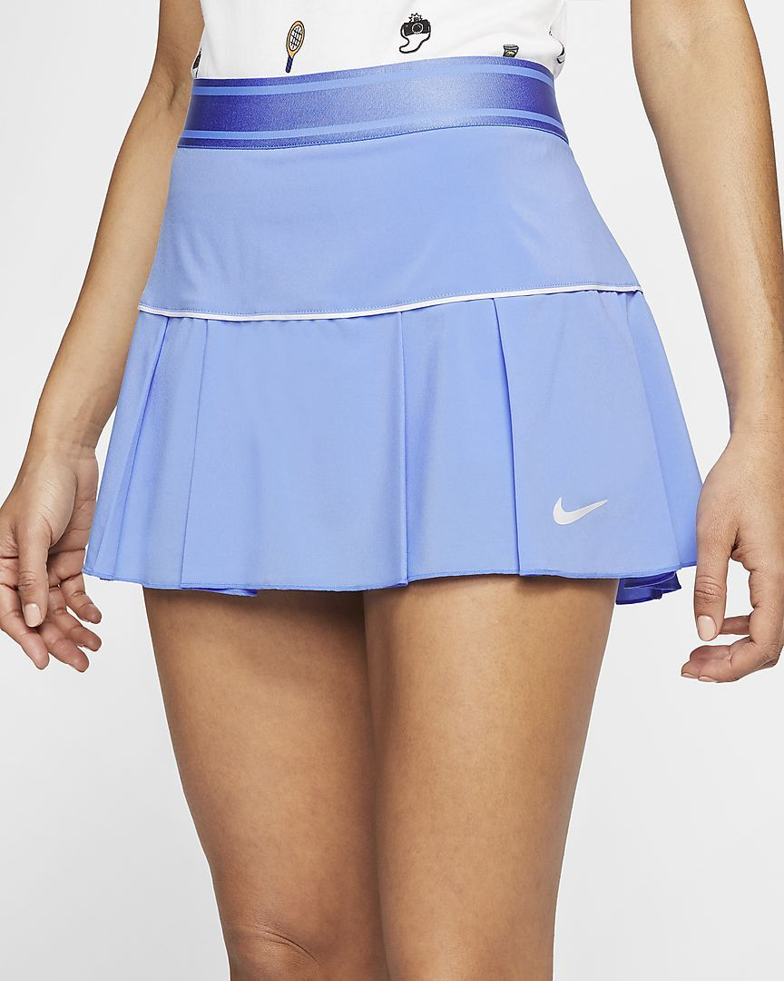 Nikecourt Victory Women S Tennis Skirt In 2020 Womens Tennis Skirts Tennis Skirt Womens Tennis