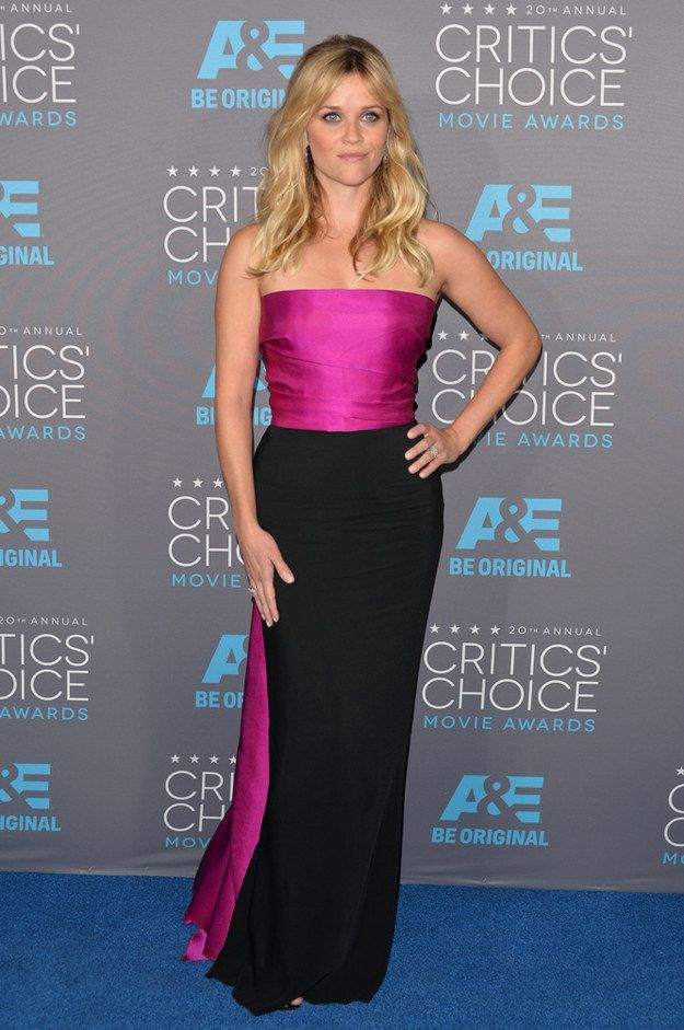 Reese Witherspoon   All The Looks From the 2015 Critics' Choice Awards
