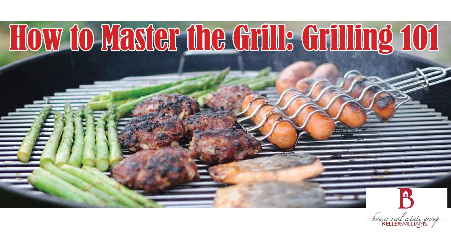 Spring is here, and it's time for grilling season to commence. Click here to learn not only how to take care of your grill this season, but also for some delicious recipes to try out. #Grill #Grilling #HowTo #Clean #Recipe #Recipes #Outdoors #Camping #Summer #Spring #BBQ #Barbecue #101 #Cook #Cooking