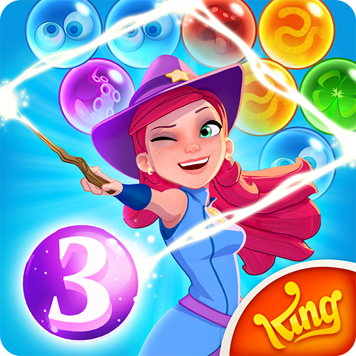 Bubble Witch 3 Saga Bubble Games Bubbles The Good Witch