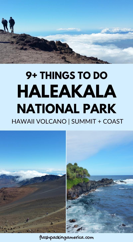Things to do in Haleakala National Park in Hawaii