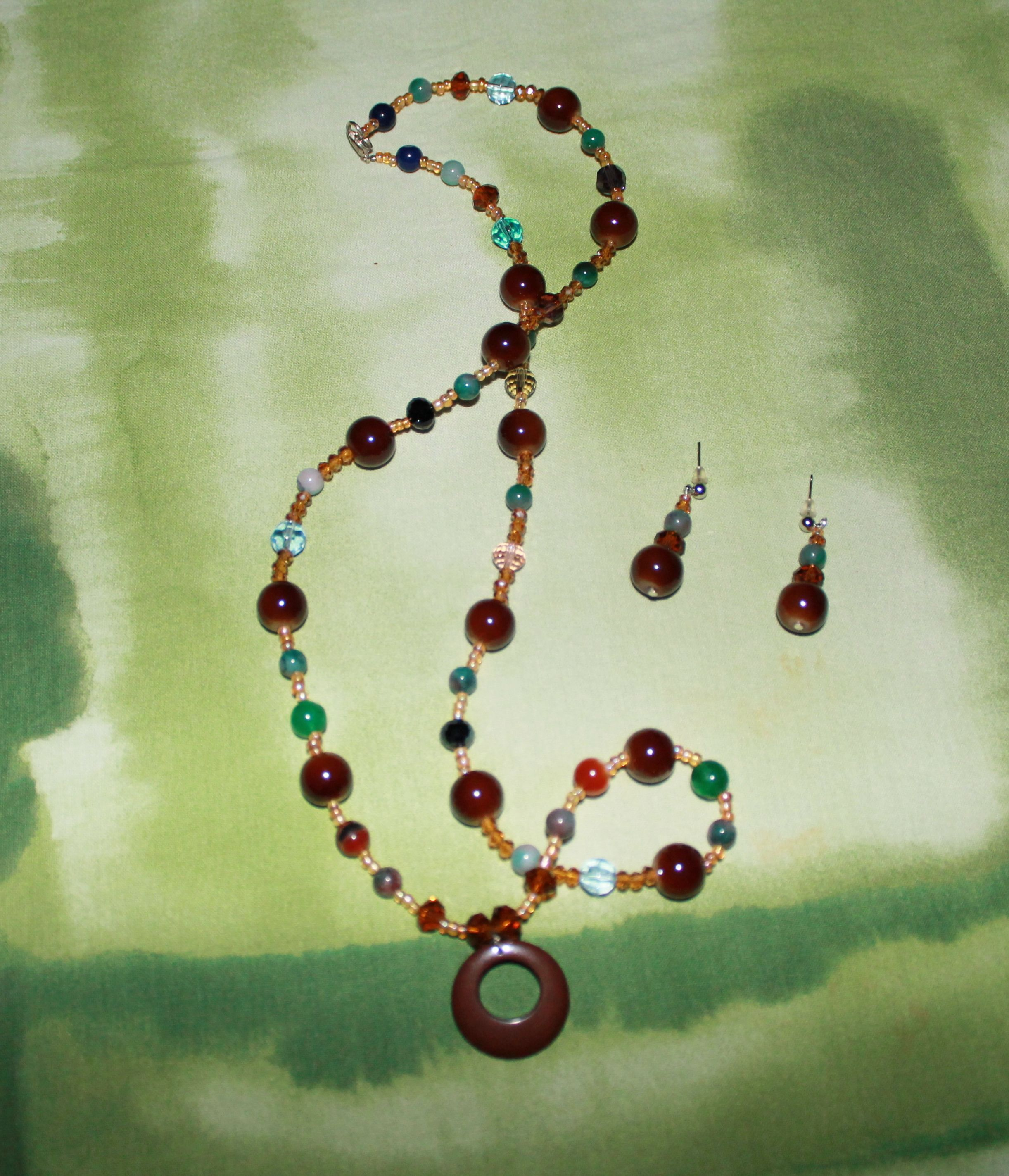 CA-002 Earrings included/Aretes incluidos/Orecchini inclusi/Boucles d'oreille inclus