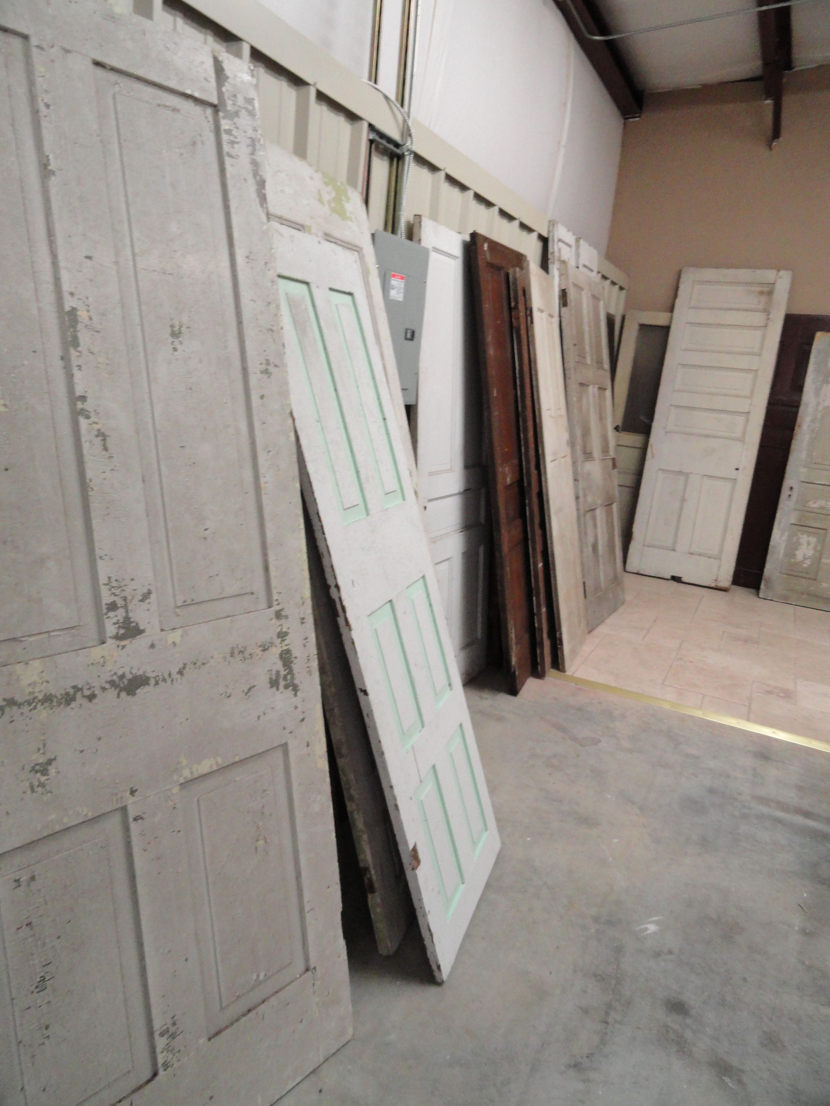 Great antique doors and salvage for your repurposing