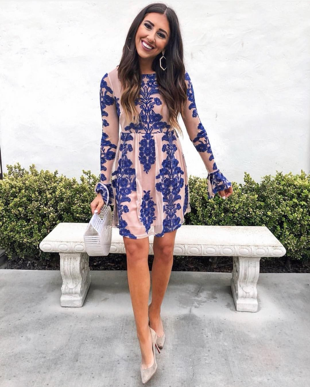 What to Wear to a Wedding (that is also Instagram-Ready) | My Favorite Hello #weddingguestdress