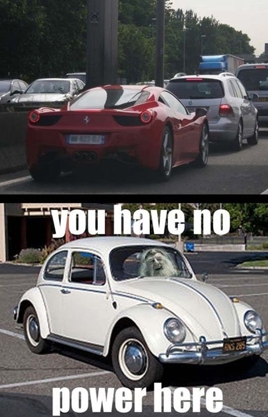 When I See A Sports Car In Traffic Sports Cars Funny Stuff And - Funny old cars