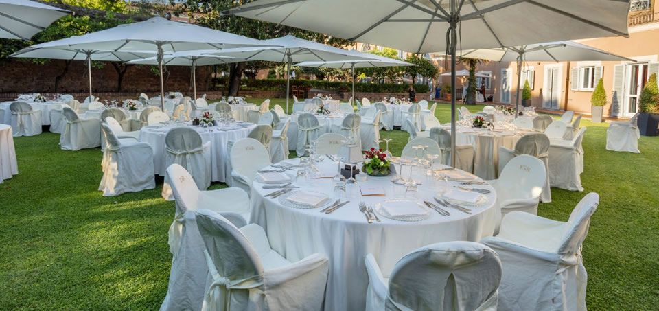 Photo of Unique Al Palatino Garden Restaurant Roma – Sito Ufficiale