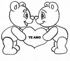 Resultado De Imagen De Dibujos De Amor Para Dibujar Dibujos Faciles De Amor Dibujos Faciles Corazon Para Colorear