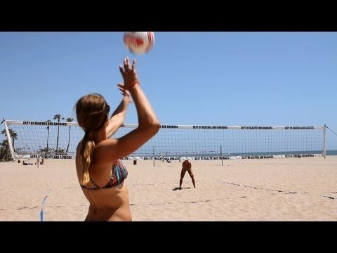 How To Float Serve Volleyball Lessons How To Play Tennis Volleyball Tennis Workout