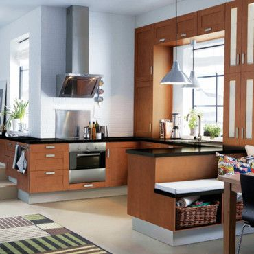 Cuisine Adel Brun Fonce Ikea Cuisine Ikea Belle Cuisine Ikea