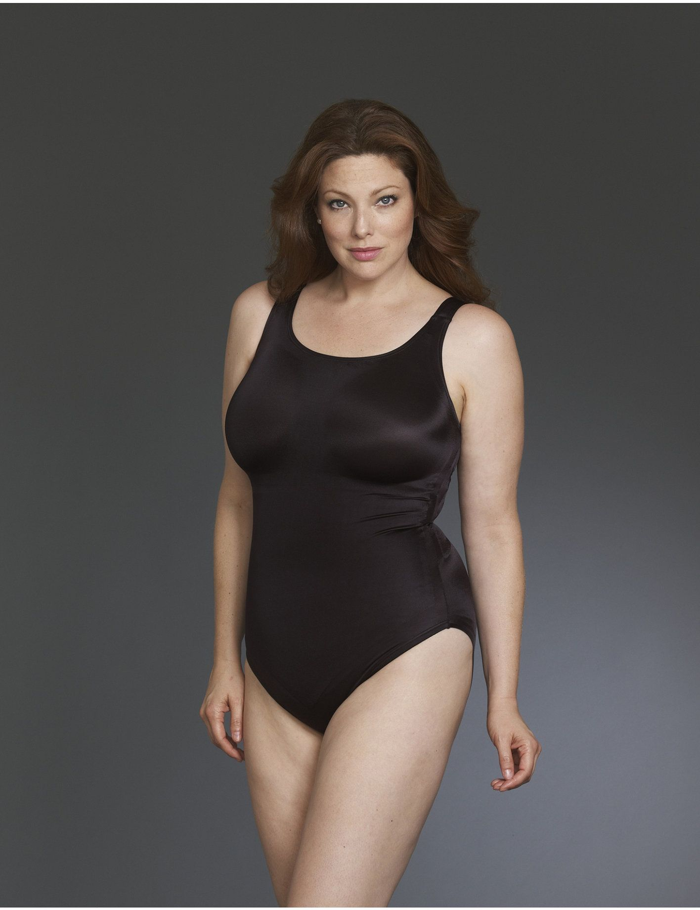 aef61d11b8 Sexy! Plus size Body Briefer from Catherines!