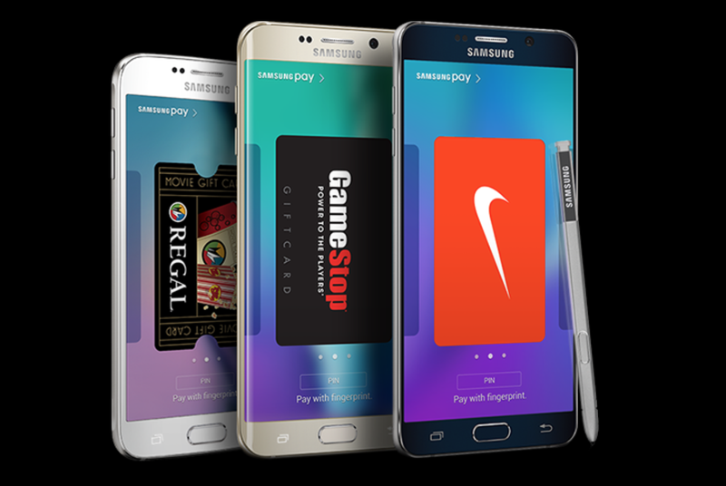 Samsung Pay now lets you buy and use gift cards Samsung