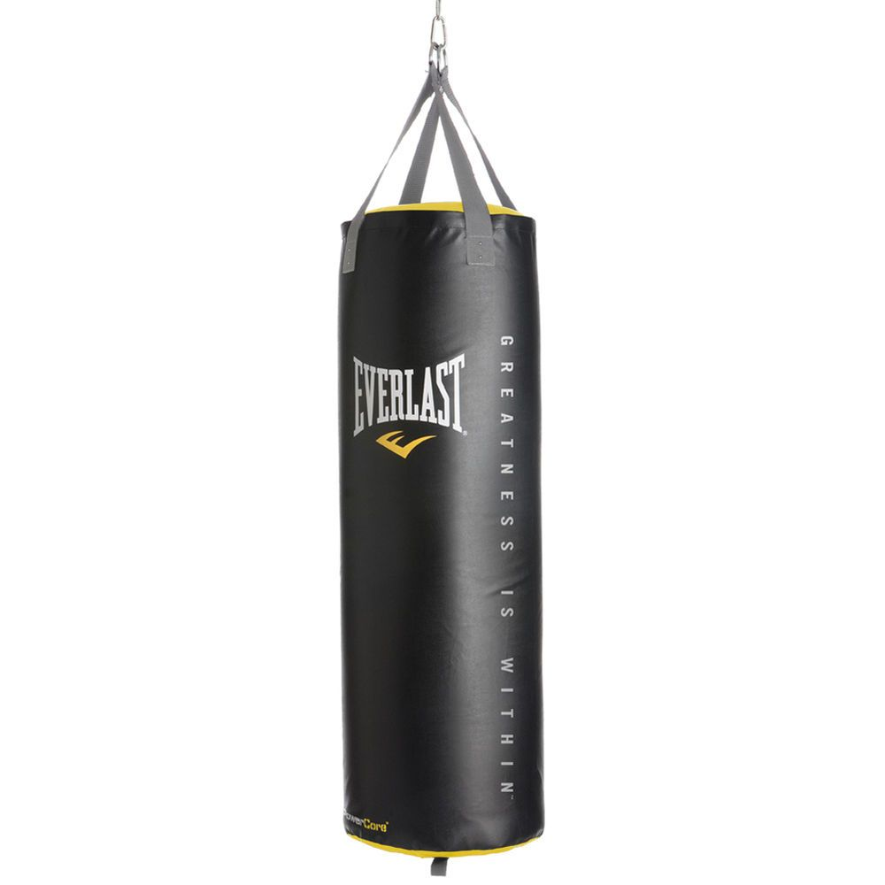 Everlast PowerCore Nevatear Heavy Boxing Punch Bag Filled
