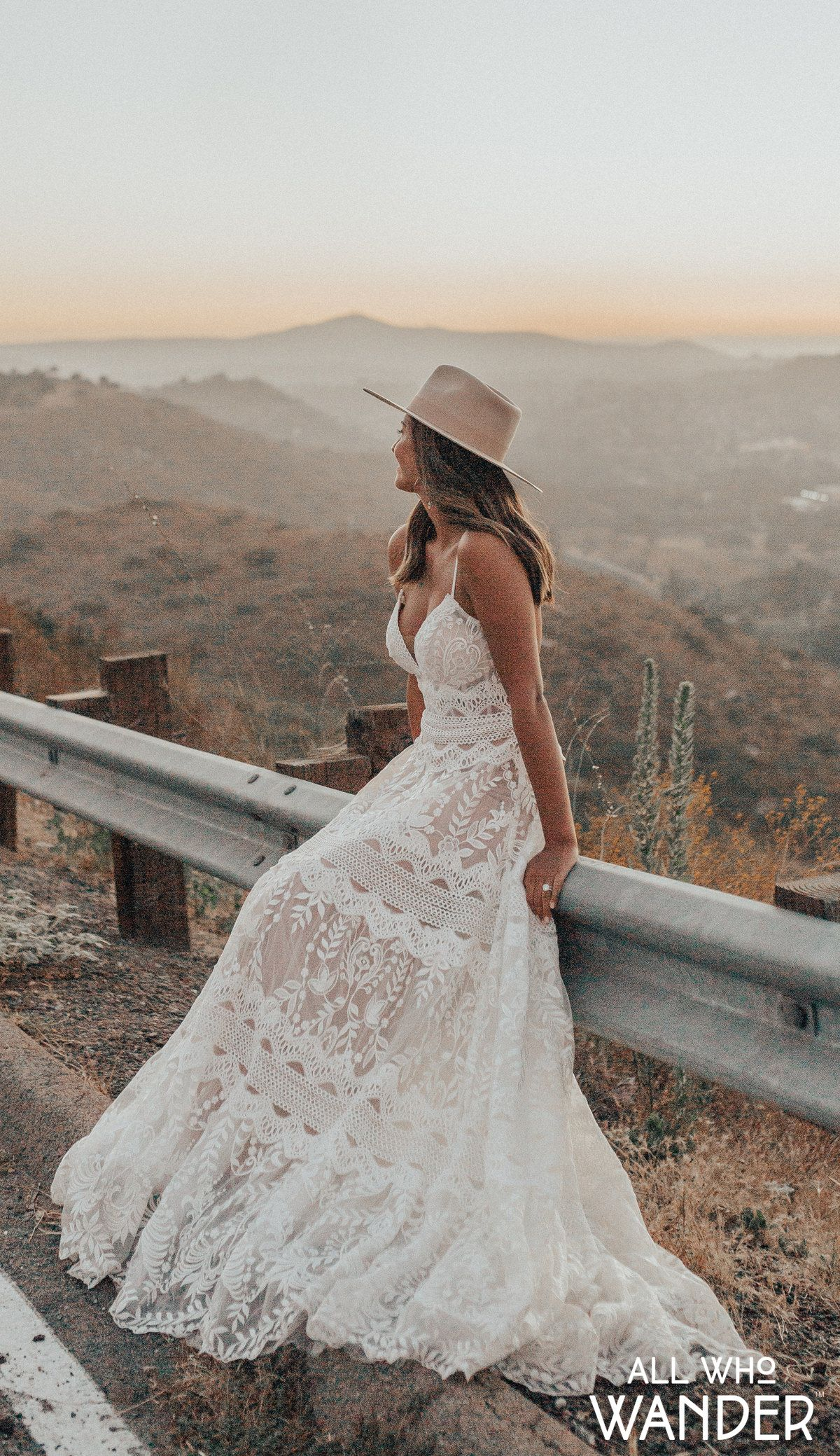 All Who Wander Wedding Dresses Spring 2021