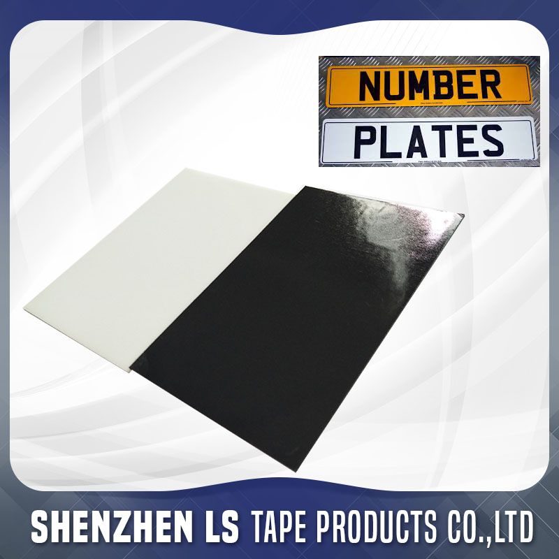Double Sided Adhesive Pad Bike Number Plate Design Double Sided Adhesive Number Plate Design Number Plate