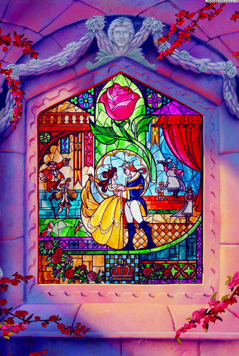 Beautiful Beauty And The Beast Iphone Wallpaper Disney