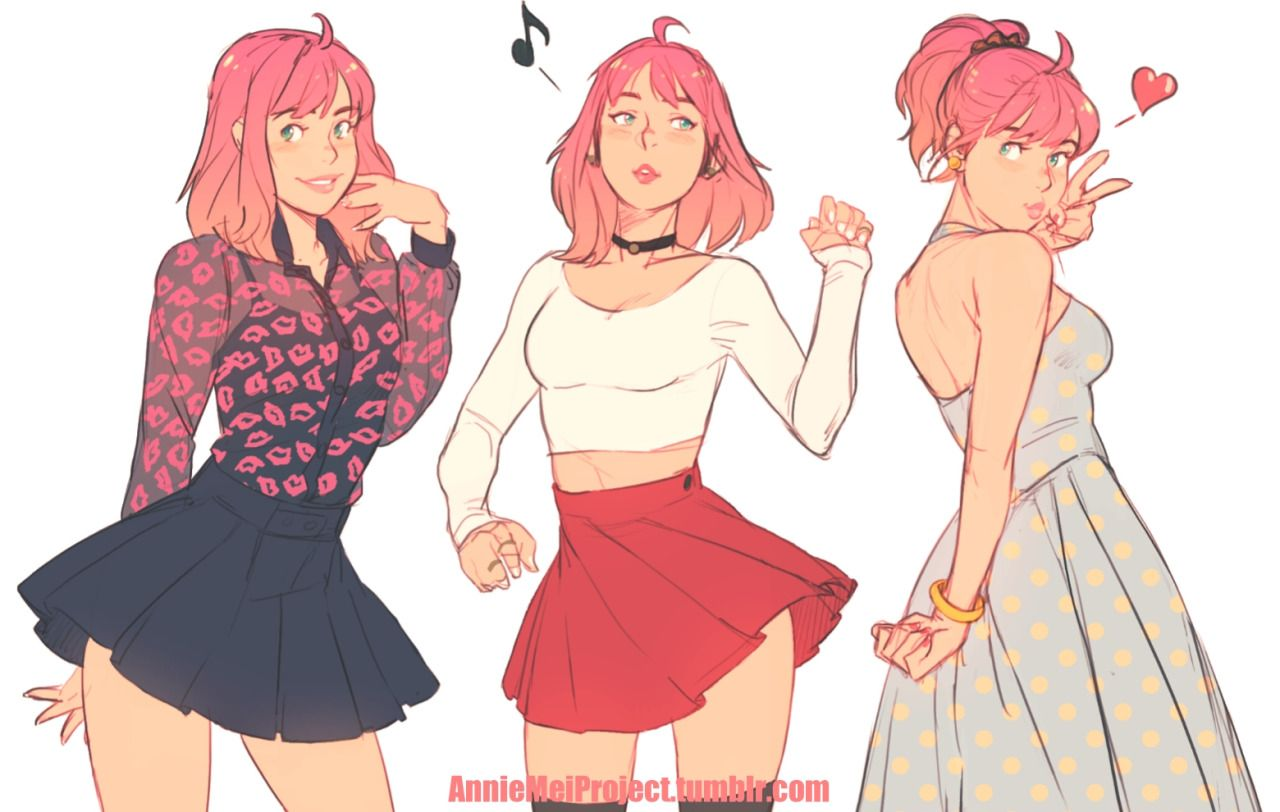Female reference … | Clothes references | Art d…