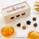 Gift Ideas For Tea Drinkers // These cutely shaped tea drops simple dissolve once you put them in hot water.