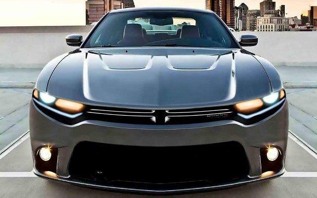 2017 Dodge Avenger Sedan Front
