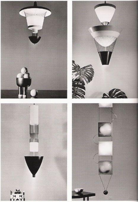 Ettore sottsass sg gallery milano lighting luminaire for Sharon goldreich