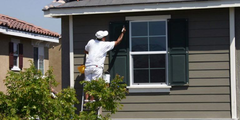 Exterior Paint Colors, especially those who want to renew the exterior of  the house are among the most c… | Vinyl siding cost, Fiber cement siding  cost, Siding cost