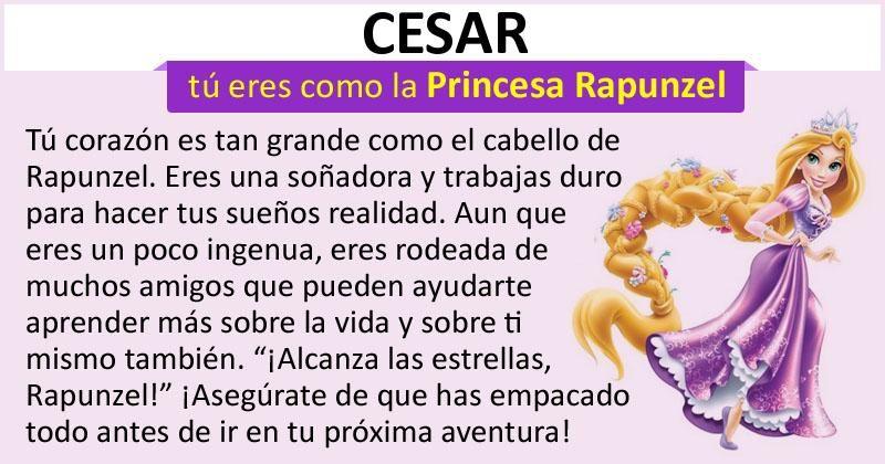¿Qué tipo de Princesa Disney eres?