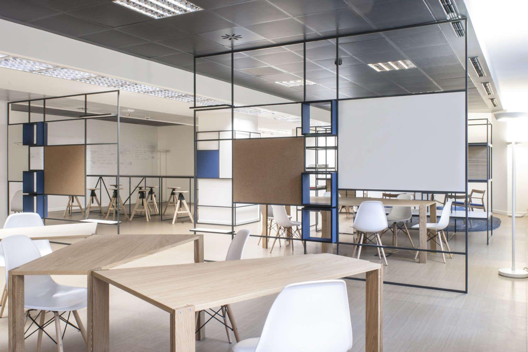 Digital Entity Workspace Office Interior Design Office Space Design Modern Office Design