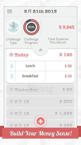 Monny Budgeting - budget spreadsheet app