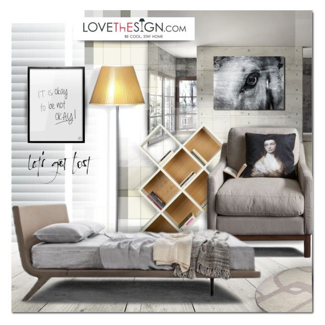 """LOVEThESIGN"" by barbarela11 ❤ liked on Polyvore featuring interior, interiors, interior design, дом, home decor, interior decorating, Da Terra, TemaHome и lovethesign"