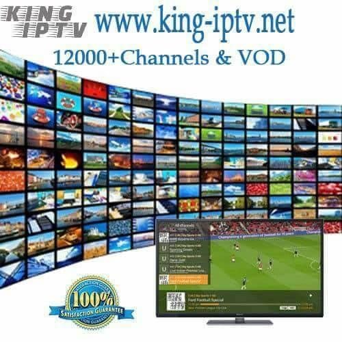 More than 11,000 live channels on your tip with the Best IPTV service. Order your plan and adore the Live TV Channels Providers.