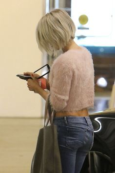 Julianne Hough bob #juliannehoughstyle