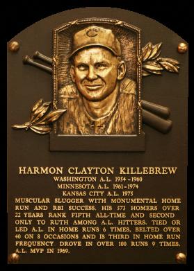 Photo of Harmon Killebrew