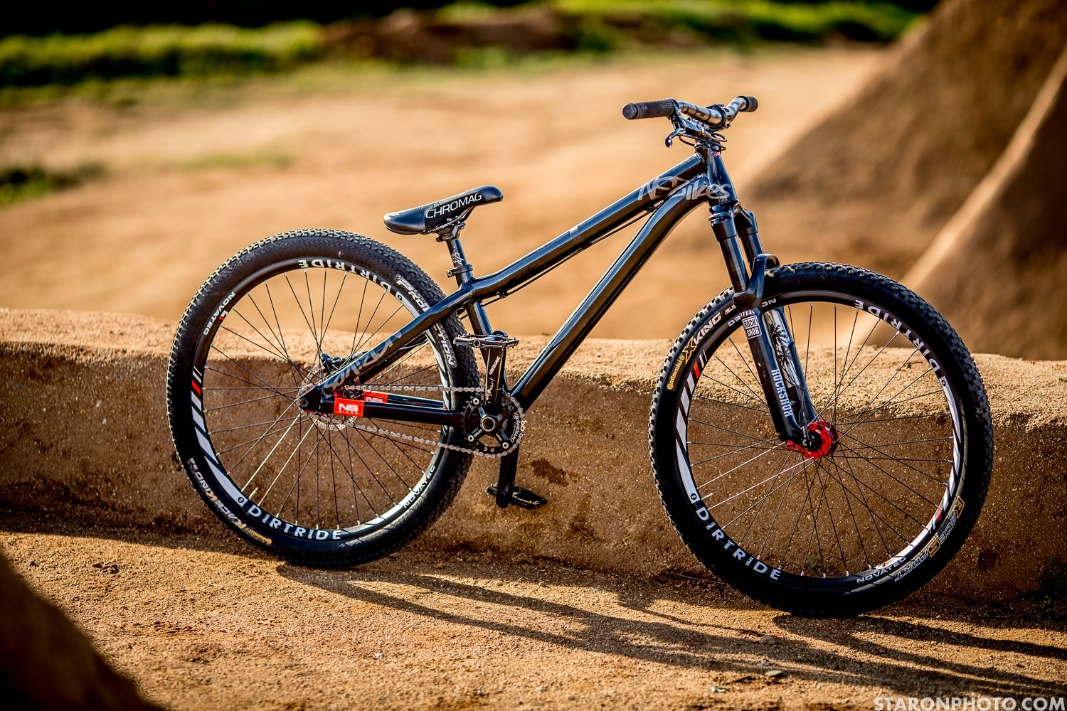 Ns Custom Dirt Jumper Downhill Bike Dirt Jumper Mountain Bike