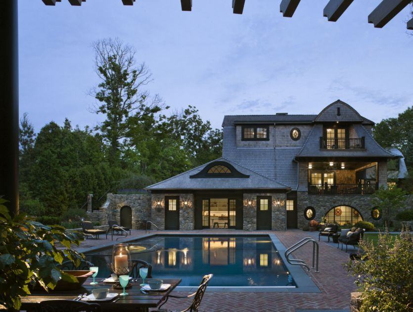 Robert AM Stern Architects In Highland Park IL